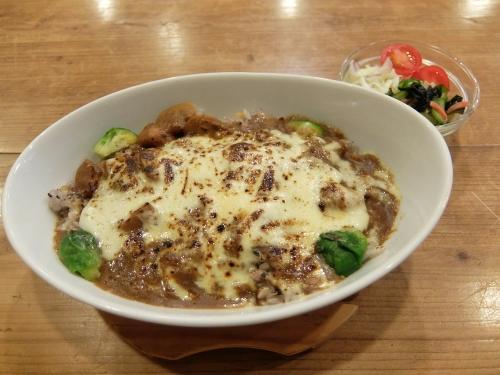 雑穀米のカレードリア