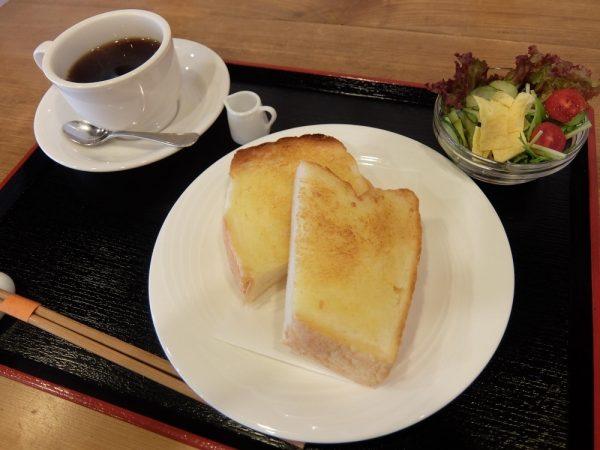 天然酵母トーストセット