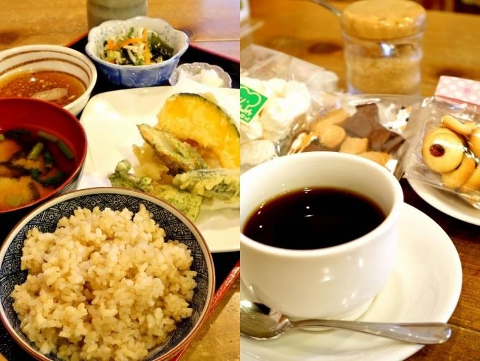 カフェ ジョイント・ほっとの料理と喫茶のイメージ