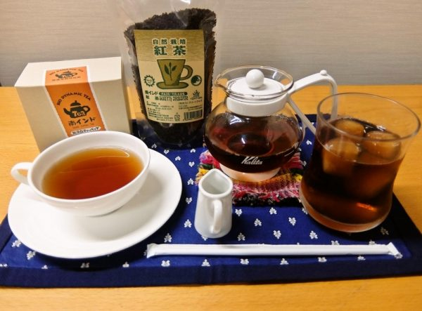 紅茶(ミルク・レモン・ストレート)