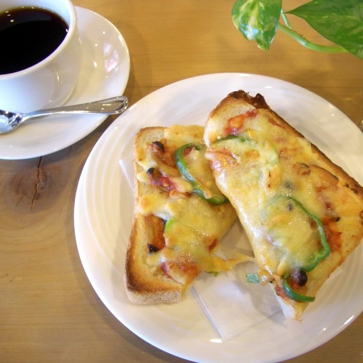 天然酵母ピザトーストセット